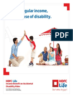 HDFC ib-on-ad-rider-brochure20161116-07392220170811-090217