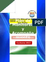 PLAN DE SUPERVISIÓN 2017 - II.EE N° 56038- cuchuma