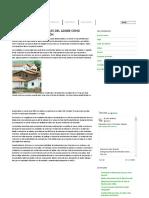 Características Generales Del Adobe Como Material de Construcción