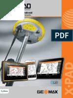 GeoMax XPAD Andorid BRO_br