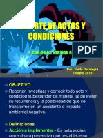 P-COR-09.02 Reporte Actos Condici V2