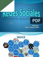Actividad 2. Redes Sociales