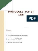 7-Protocole Tcp Et Udp