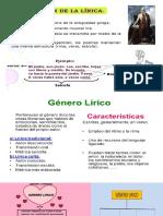 Diapositvas de La Lírica-teatro