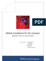 McKinsey - 20090209 Mobile Broadband Article 1