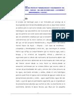 Estudio de Hidrología Chacabamba
