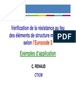 Exemple Application Eurocode 3