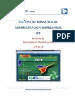 Manual Contabilidad Jet 2014