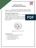 Detecção De Incendio.doc