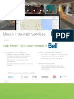 Meraki Powered Services Bell