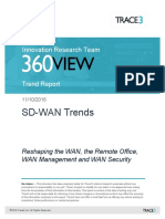 Trend Report SD WAN Trends 161110