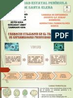 Farmacos Utilizados en El Tratamiento de Enfermedades Producidas Por Virus