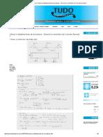 Tudo Engenharia Civil_ Cálculo e detalhamento de armaduras - Exercícios resolvidos de Concreto Armado 1.pdf