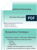 FIN454 Population Forecasting