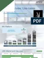 Juniper Networks VMX Overview
