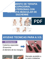 Distrofia Muscular 3º