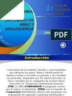 Diplomado en Teologia de La Niñez Cali, Colombia (1)