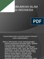 presentasi membumikan islam indonesia.pptx