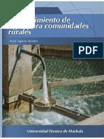 98 Abastecimiento de Agua Para Comunidades Rurales