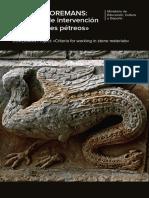 Criterios de Intervención en Materiales Pétreos (Revisar 6.1)