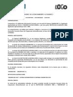 Convenio de Licenciamiento Academico Unionpyme-ejemplo
