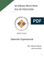 APUNTES DESARROLLO ORGANIZACIONAL.pdf