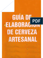 Elaboración de Cerveza Artesanal - CIBART