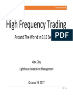 NEC - 2017-10-26 - High Frequency Trading