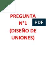Diseño de Uniones