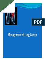 DR. JONI - Management of Lung Cancer Palembang22102016