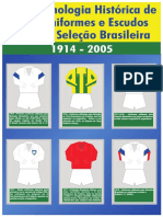 Album de Cromos - Uniformes Futbol