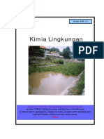 Ecology Kimia Lingkungan Uas