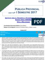 Idesba - Deuda Publica en La Provincia de Buenos Aires