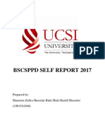 Yr 2 Self-report
