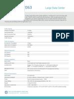 Exinda 12063 Product Sheet