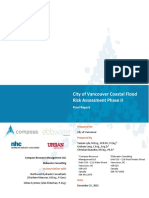 01c 2015 Vancouver Flood Risk Assessment