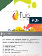 Workshop Serviços Fluig2