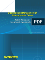 Strategies S3 Hyperglycemic Emergencies