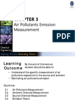 W3 - Air Pollutants Emission Measurement