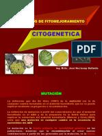 Fitomejoramiento - Citogenetica 1 [Recuperado]