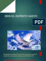 Dios El Espiruti Santo