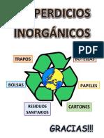 DESPERDICIOS ORGÁNICOS