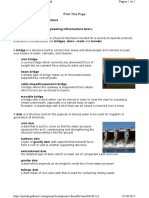 13. Civil Engineering Infrastructure