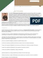 Master de Management de l'Innovation -Université Pierre Et Marie CURIE - Sciences Et Médecine - UPMC