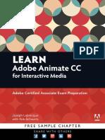 Learn Adobe Animate Cc