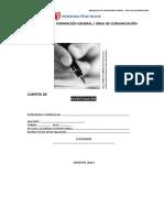 Carpeta de Investigación Ru 2014-i