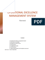 170307 Operational Execellence Management System harvest.pdf