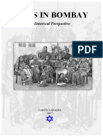 Jews in Bombay - Research Paper by Varun Kapadia