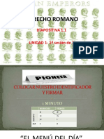 DIAP 1.1 ROMANO