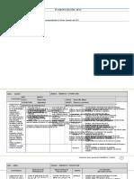 Planificacion Primer Semestre 1basico Matematica 2013 Ajuste